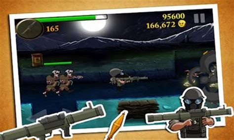 best free full version games for android android zombie trenches best war game