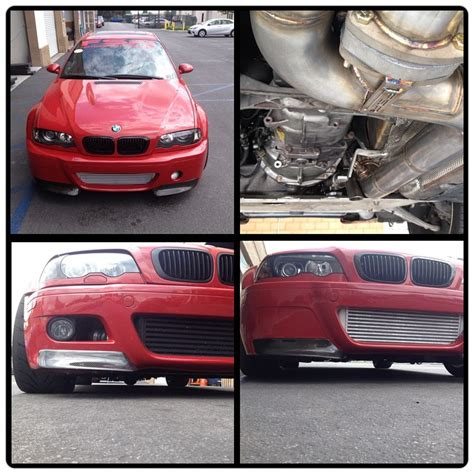 Bmw Turbo Kits by Boostaddict Another Bmw E46 M3 Turbo Kit Option From Fsr