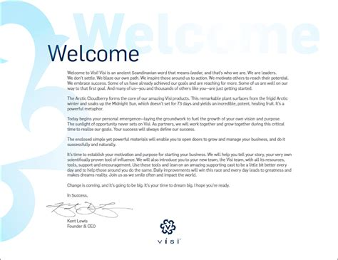 Customer Service Welcome Letter Welcome Letter Image Images Frompo