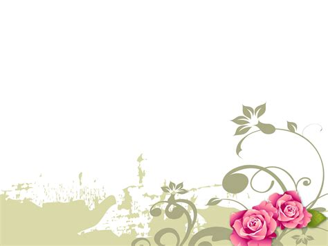 design bunga floral gambar bunga untuk powerpoint newhairstylesformen2014 com