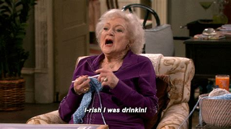 Middle Finger Meme Gif - betty white s silliest moments in gifs photos