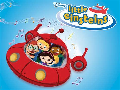 Einsteins Belajar Musik Disney Junior armstrong tv shows einsteins