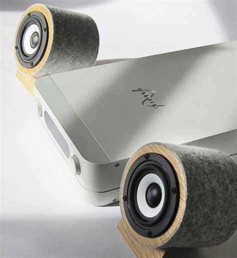 well rounded sound yorkie yorkie exr desktop speakers by well rounded sound 187 gadget flow