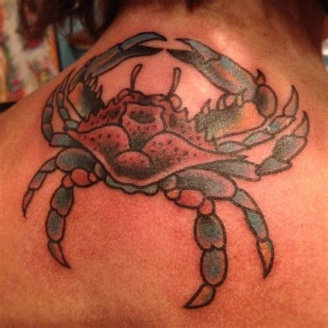 blue crab tattoo blue crab design ideas picture tattooimages biz