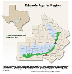 city of watersheds map watersheds and the edwards