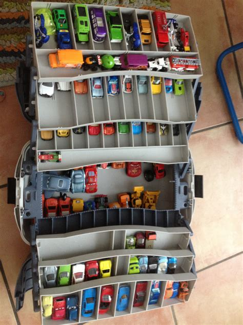 matchbox cars storage  adventures  action jackson
