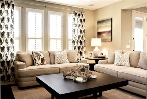 classy living rooms in neutral colors