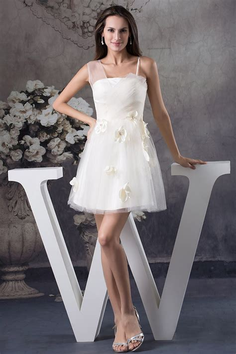 Op4598 For a line strapless tulle homecoming dress with flowers