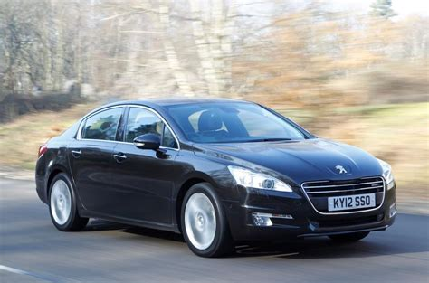 Most Comfortable Hybrid Peugeot 508 Hybrid4 First Drive