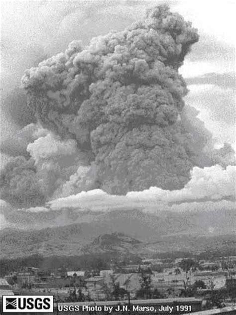 NASA - Top Story - THE 1991 MT. PINATUBO ERUPTION PROVIDES