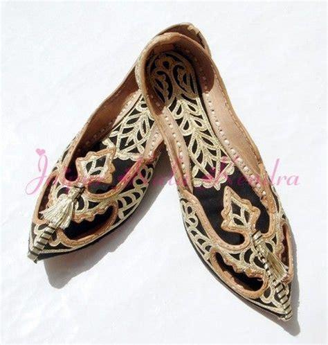 Sepatu Mojari Made In India indian handmade s shoe us size 6 mojari