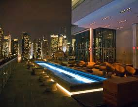rooftop bar at ink48 in nyc nyc the big