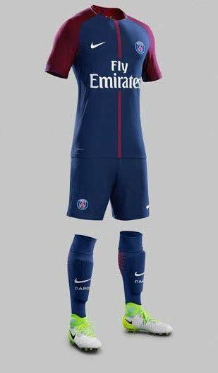 Jersey Germain Home Season 2017 2018 new psg top 2017 2018 nike germain home
