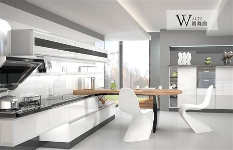 china 2015 modern uv mdf kitchen cabinet zs 123 photos pictures made in china china 2015 fashion high gloosy uv doors kitchen cabintes k 007 photos pictures made in