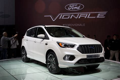 Ford Europe by Ford Europe Expands Vignale Brand Faces Uphill Task