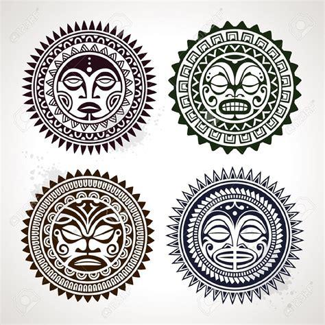 pattern sun tattoo 30 hawaiian pattern tattoos