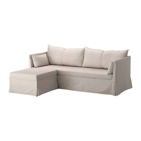 sleeper sofa sectional ikea sandbacken sleeper sectional 3 seat lofallet beige ikea