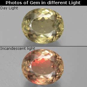 Color Change Diaspore 4 82ct 10 8 carat green pink color change diaspore gem from