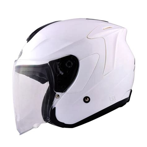 Ink Flash Solid 2 Visor jual ink dynamic solid helm half white harga kualitas terjamin blibli