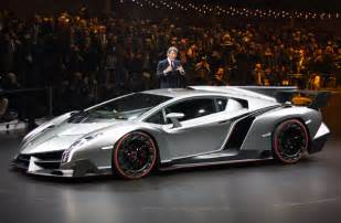 Limited Edition Lamborghini Veneno Limited Edition 3 9 Million Lamborghini Veneno Italia
