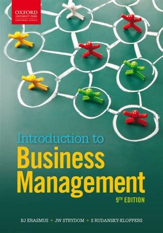 General Management Mba Books by Introduction To Business Management 9th Edition R429 00