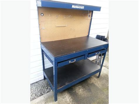 mastercraft workbench 48 quot x24 quot north nanaimo parksville