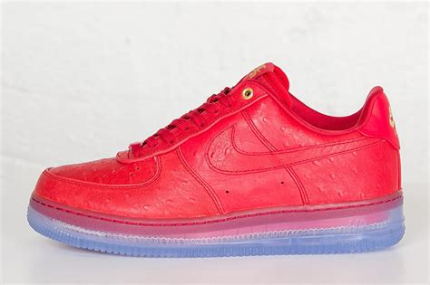 nike air force 1 low comfort nike air force 1 comfort lux low quot red ostrich quot eu kicks