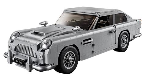 Lego Bond Aston Martin Db5 Kit Announced