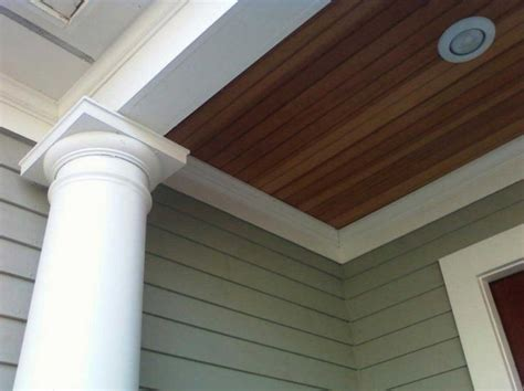 exterior beadboard ceiling 17 best images about basement ceiling on