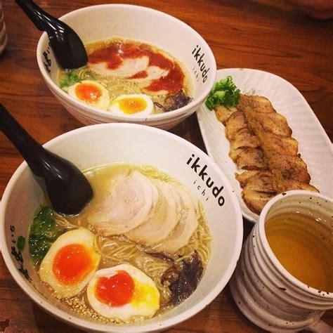 Ramen Di Ikkudo Ichi 8 Restoran Jepang Di Pik Yang Bakal Bikin Kamu Ngidam