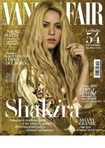 Vanity Fair July 2017 Shakira Archives Gotceleb