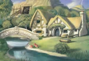 snow white dwarfs house mine flickr photo