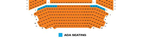 overture center seating overture center for the arts seating chart