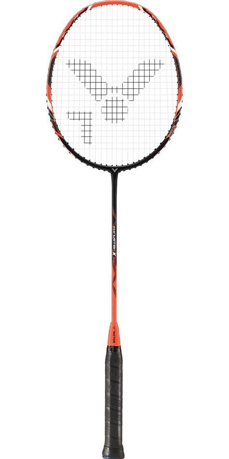 Raket Victor Thruster K 330 victor thruster k 330 badminton racket tennisnuts