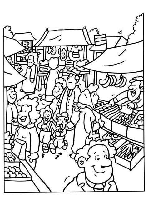 libro the street art colouring dibujo para colorear vendedor de mercado img 6523