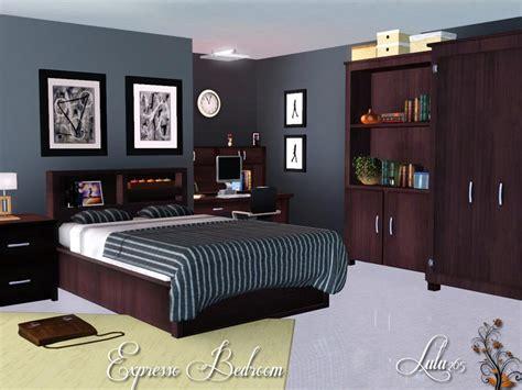 sims 3 bedroom designs lulu265 s expresso bedroom