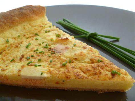cuisiner un patisson tarte p 226 tisson et saumon au ch 232 vre frais p 226 te bris 233 e au