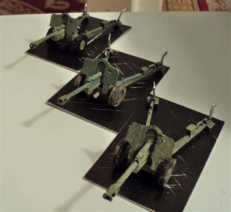 Archduke Piccolo Cardboard Guns