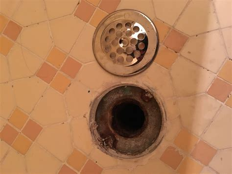 How To Clean A Rusted Floor Drain TheFloorsCo, Drain In