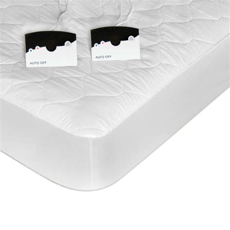 Select Comfort Heated Mattress Pad by Cannon 50 50 Quilted Heated Mattress Pad Home Bed