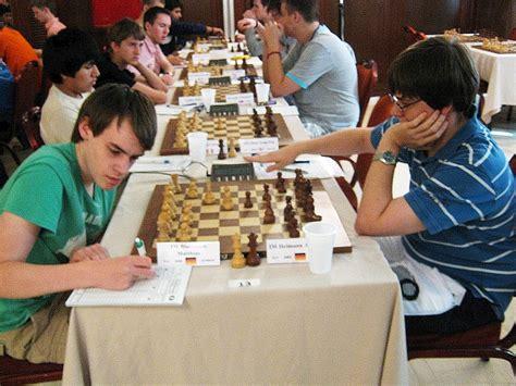 deutsche bank in krefeld weltmeisterschaft der junioren in athen deutscher schachbund