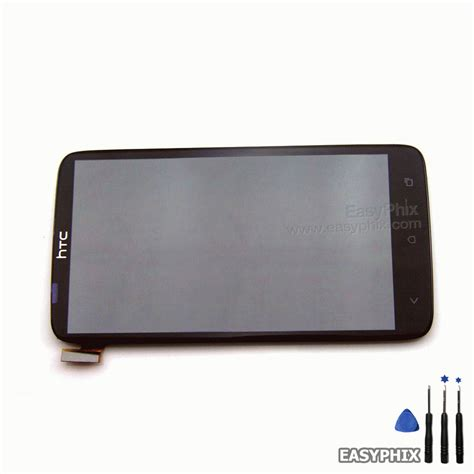 htc one x xl lcd digitizer touch screen glass assembly