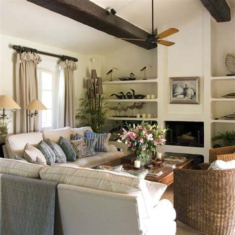 house beautiful living room living room house tour french country house