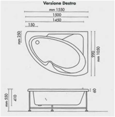 dimensione vasca da bagno dimensioni vasca da bagno dimensioni vasca da bagno