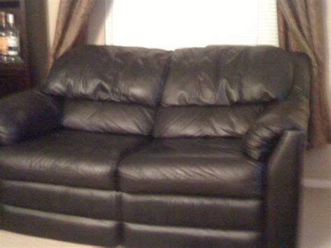 used leather sofas sale used leather sofa and loveseat for sale from ontario