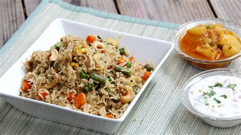 pulao pulao recipe veg pulao recipe indian veg lunch dinner lunch box recipes by shilpi
