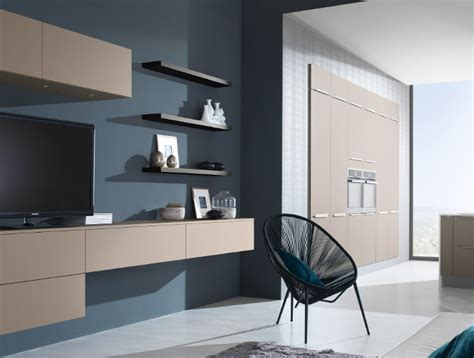 meuble de salon pour cuisine ouverte harmonie