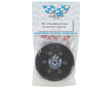 robinson racing gen3 slipper robinson racing gen3 slipper kit steel spur backplate 65t