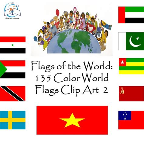 flags of the world learn little tots learning shop teaching resources tes