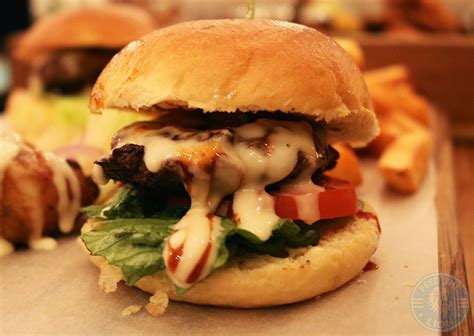 Handmade Burger Co Halal - rickshaw rick s leicester feed the